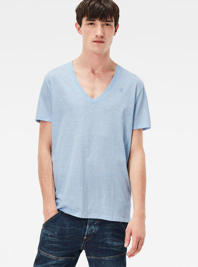 Base Heather V-Neck T-Shirt 2-Pack
