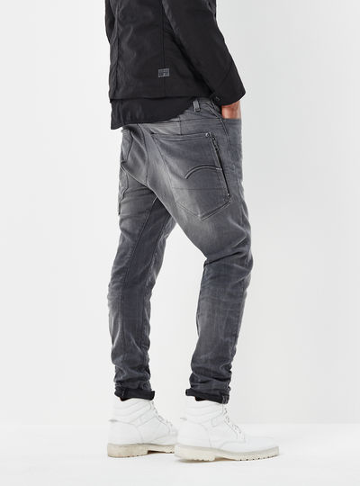 Type C Zip Super Slim Jeans