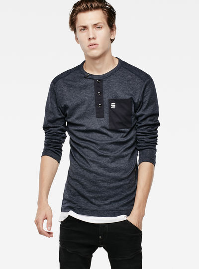 Mazuren Slim Granddad T-Shirt