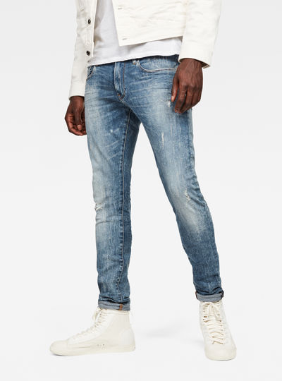 3301 Deconstructed Super Slim Jeans