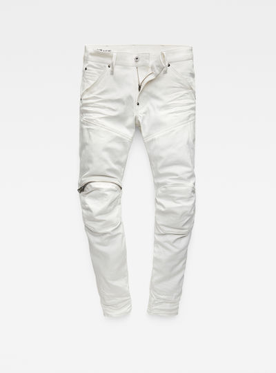 5620 G-Star Elwood 3D 3D Zip-Knee Super Slim Jeans