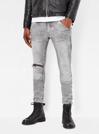 5620 G-Star Elwood 3D Zip Knee Jeans
