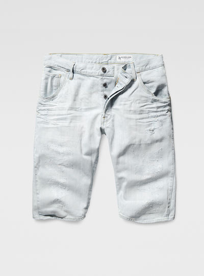 Arc 3D Tapered 1/2 Length Shorts