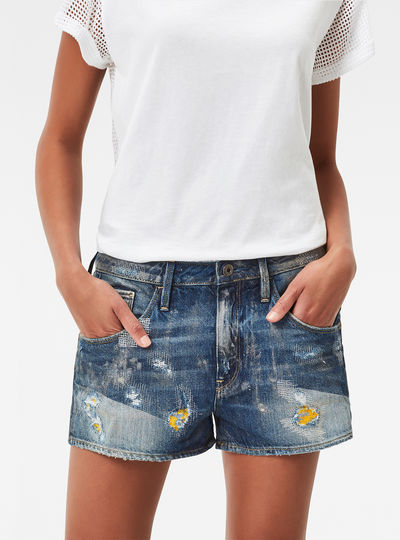 Arc Boyfriend Shorts