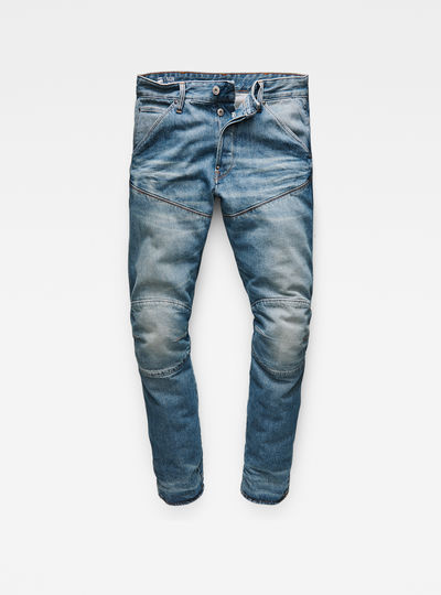 5620 G-Star Elwood 3D 3D Tapered Jeans