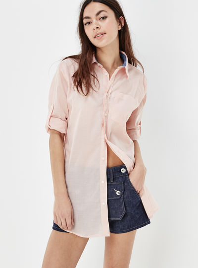 Core Boyfriend Shirt