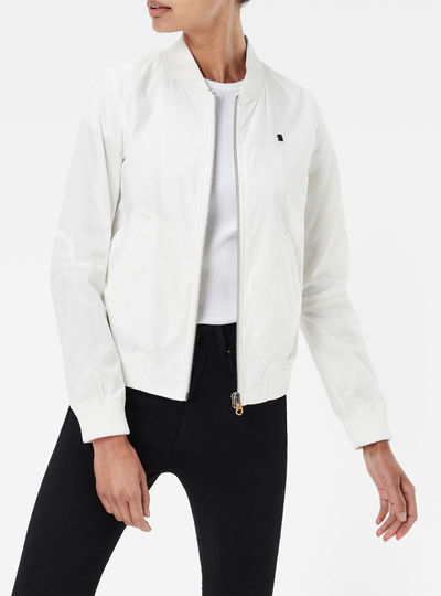 Perforated Zip Overshirt