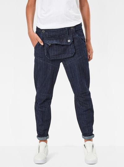 5620 G-Star Elwood 3D Pouch Boyfriend Jeans