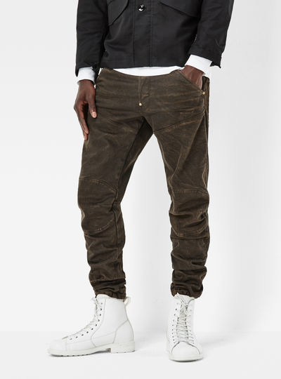 5620 3D Tapered Trainer Jeans