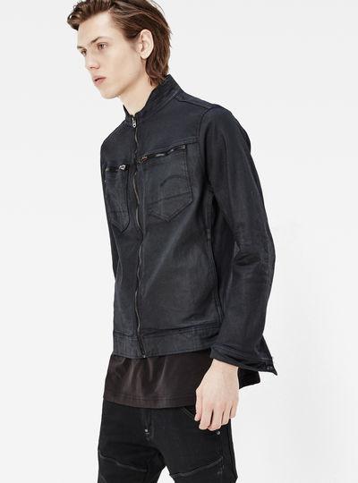 Arc Zip Deconstructed 3D Jacket