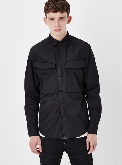 Vodan Straight Shirt