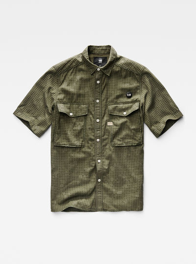 Type C Straight Shirt