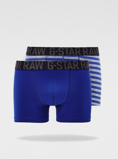 Zandrey Sport Trunks 2-pack