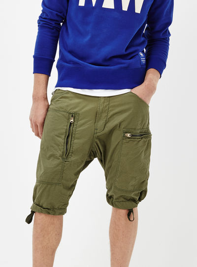 Powel Loose 1/2 Shorts