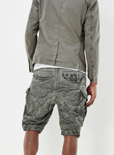 Rovic Loose 1/2 Shorts