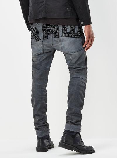 5620 3D Slim Studs Jeans