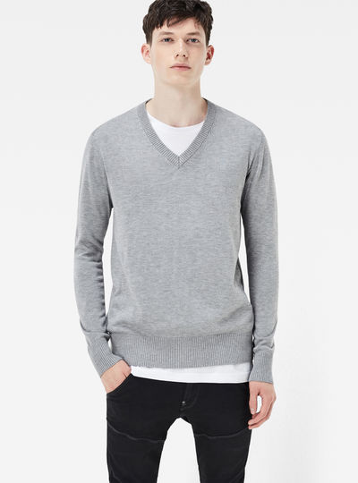 Core V-knit