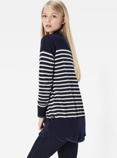 Deril Cardigan Knit