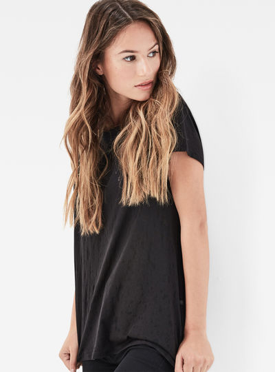 Theagan Straight Art T-Shirt