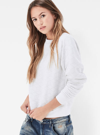 Warscha Cropped Sweater
