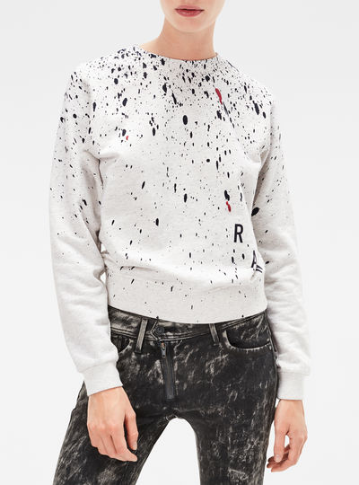 Ustra Cropped Sweater