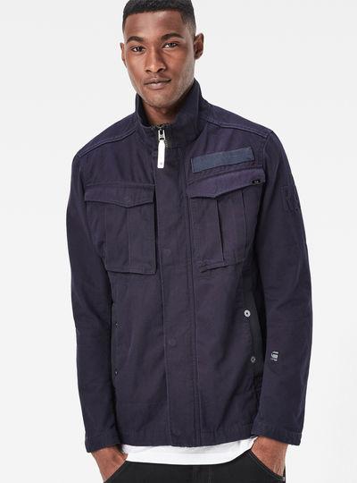 Rovic Hooded Liner Overshirt