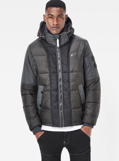 Whistler Hooded Colorblock Jacket