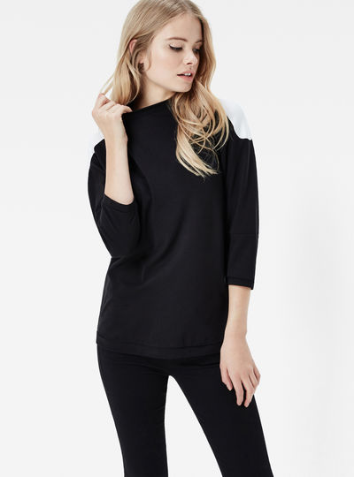 US Warscha Sports 3/4-Sleeve Top