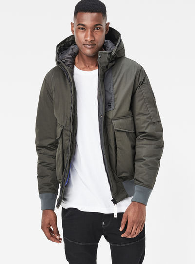 Expedic Hooded Bomber