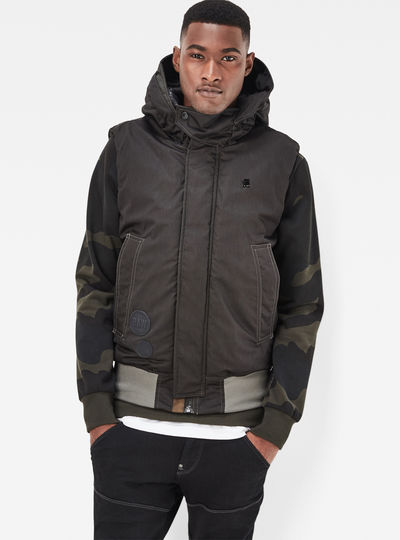 Expedic Hooded Vest