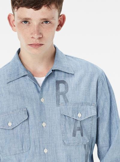 Raw Utility Shirt
