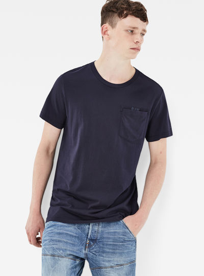Classic Regular Pocket T-Shirt