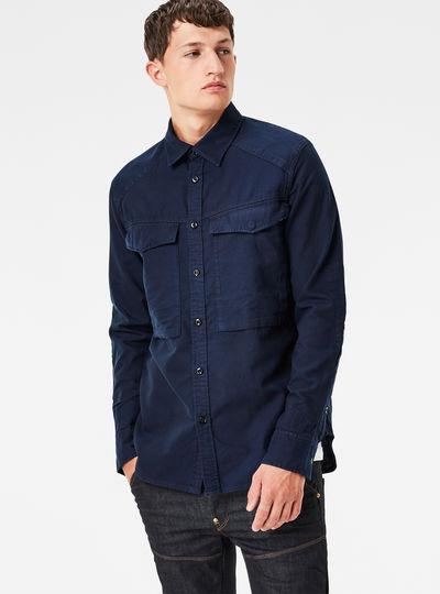 Vodan Straight Shirt