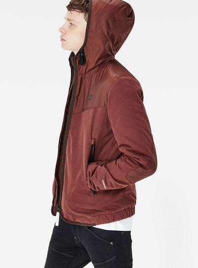 Setscale Hooded Overshirt