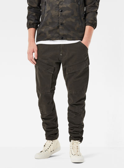 Air Defence 5620 3D Tapered Pants