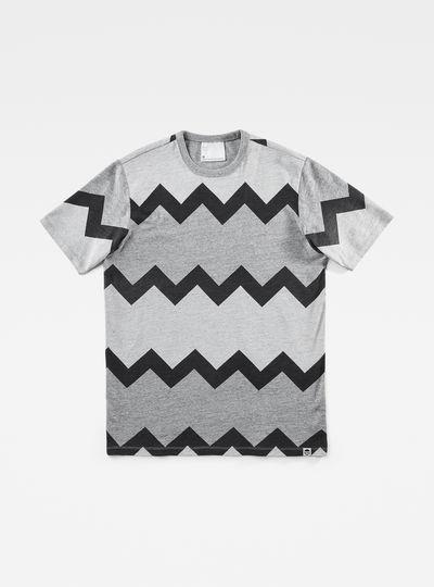 Marc Newson IND Zig-Zag T-Shirt