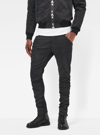 5620 G-Star Elwood Afrojack Zip 3D Super Slim Jeans