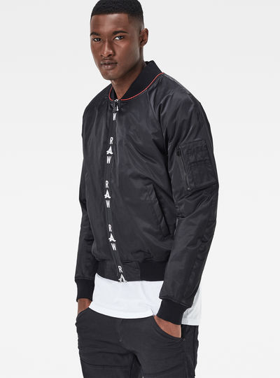 Afrojack Sports Bomber
