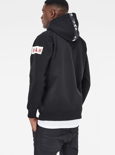 Afrojack Art Hooded Sweater