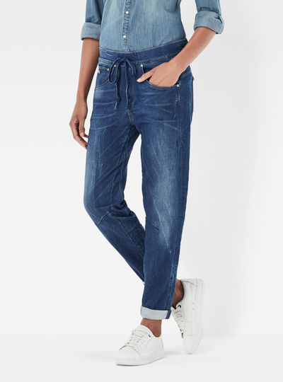 Arc 3D Sport Low Boyfriend Jeans