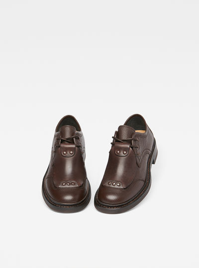 Guard Laced Shoes