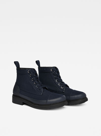 Myrow Denim Boots