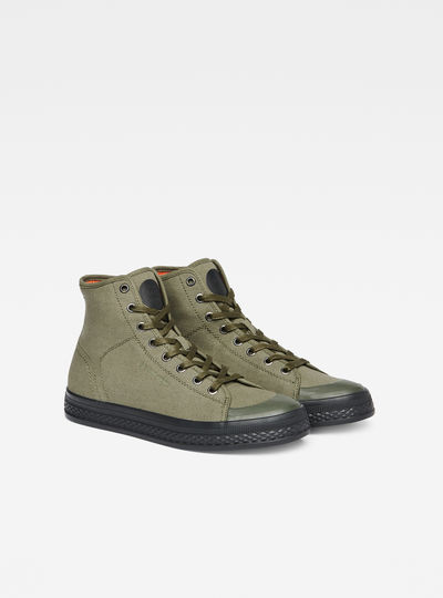 Bayton High-Top Sneakers