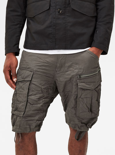 Rovic Zip 1/2 Shorts