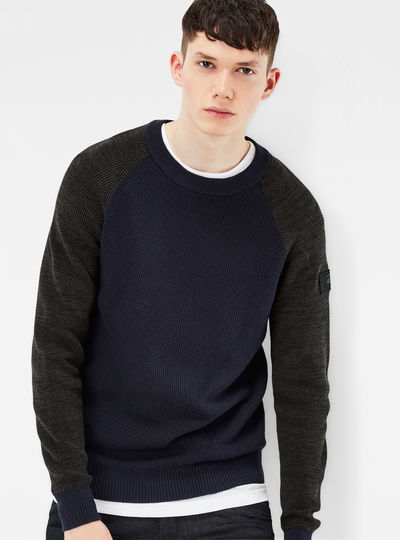 Core Raglan Knit