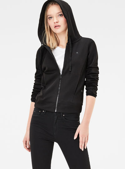 Verdah Slim Hooded Sweater