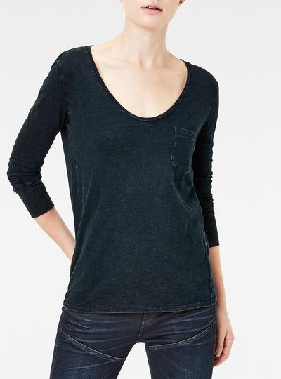 Adisyon Pocket Straight T-Shirt