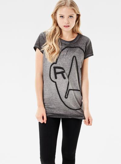 Igian Straight Long T-Shirt