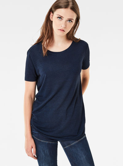 Arloes Straight 1/2 Sleeve T-Shirt