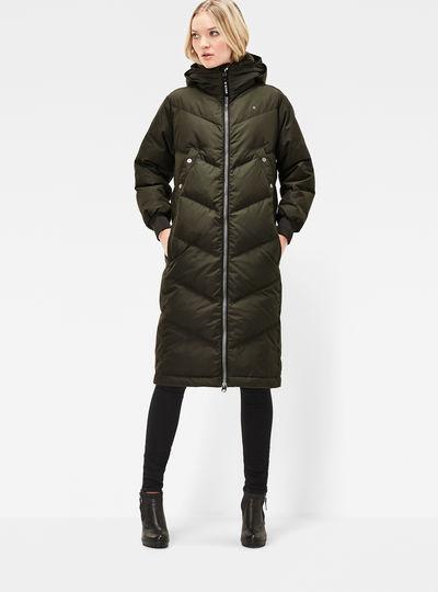 Alaska Down Boyfriend Long Jacket